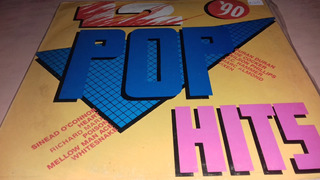 Whitesnake, Duran Duran, Poison - Vinilo 12 Pop Hits