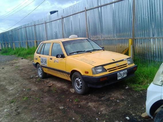 Chevrolet Sprint Taxi