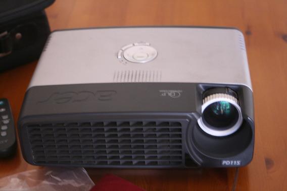 Projetor Acer Pd115