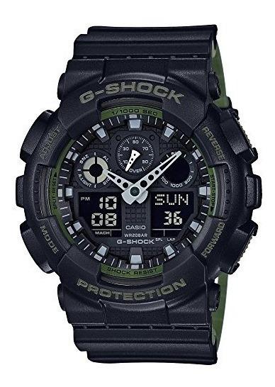 Reloj Casio Ga-100l-1a G-shock Serie Militar