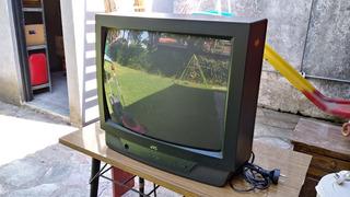 Televisor Jvc C-t 2091. 21 Usado. Muy Buen Estado.
