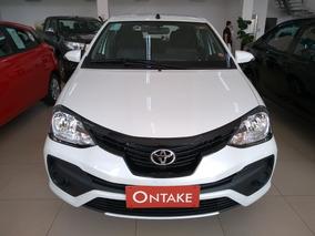 Toyota Etios 1.5 X Plus 16v Aut. 5p - Ontake 0000