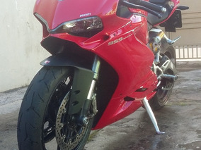 Moto Ducati Panigale 959