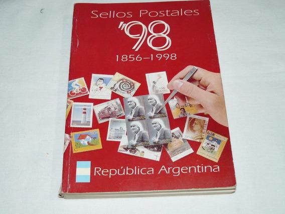 Sellos Postales 98,1856-1998. República Argentina