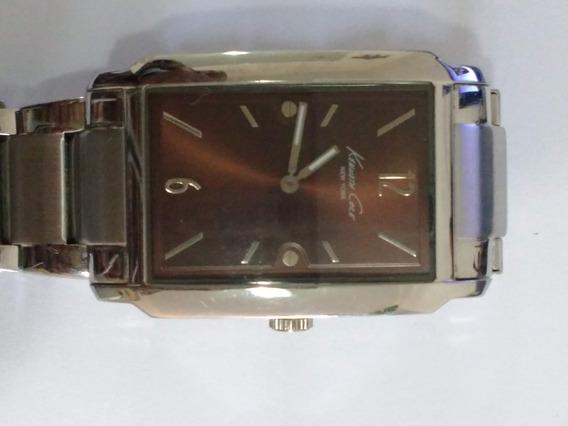 Relógio Kenneth Cole - New York - Kc9158 (seminovo Original)