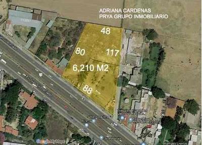 Terreno Comercial En Renta En La Periquera, Zapopan