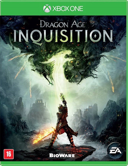 Jogo Dragon Age Inquisition Xbox One Xone Leg Português Game