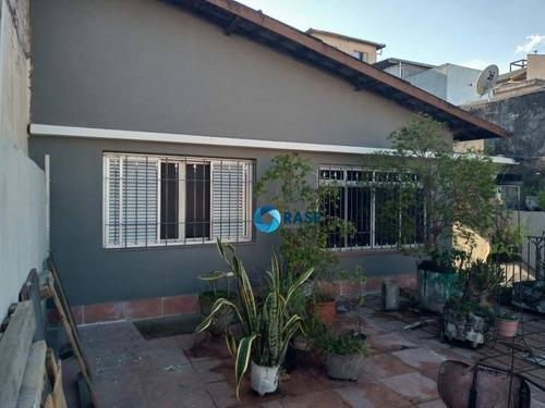 Casa Com 2 Dormitórios, 110 M² - Venda Por R$ 550.000,00 Ou Aluguel Por R$ 2.700,00 - Campo Grande - São Paulo/sp - Ca2264