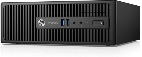 Imagem 1 de 7 de Computador Hp Prodesk 400 G3 I3 120gb Ssd 4gb Ddr4 Wifi Hdmi