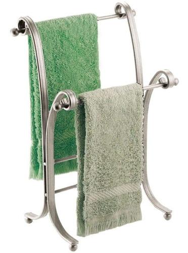 Imagen 1 de 4 de Mdesign - Toallero Para Encimeras De Baño (acabado Satinado