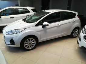 Ford Fiesta 1,6 Se 5pts Manual 2018 Anticipo #14