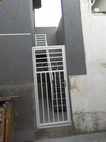 Casa De Vila Independente Com 02 Dormitórios. - Mi77167