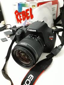 Câmera Canon T5 + Acessórios