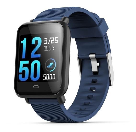 Relogio Inteligente Medidor Pressão Cardíaca Smartwacth Pro