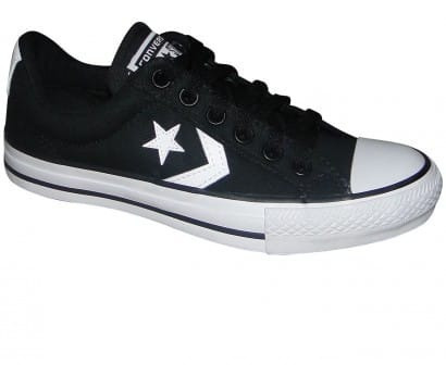 Tenis Converse Star Player Ox Preto Original