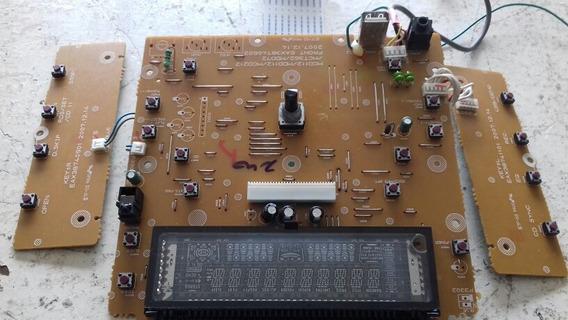 Placa De Visor Aparelho De Som Lg Mcd 212