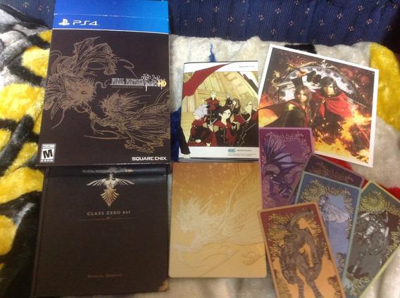 Final Fantasy Type-0 Hd Edição De Colecionador Ps4