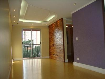Apartamento À Venda, Vila Esperança, São Paulo. - Codigo: Ap8451 - Ap8451