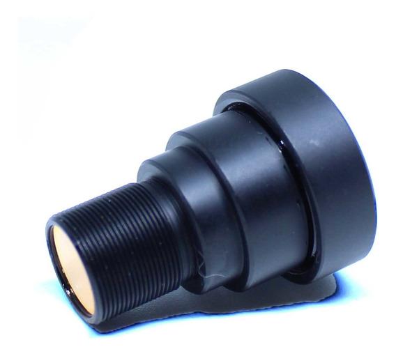 Lente 35mm 5mp Com Filtro Ir De Fabrica 1/3 M12 Cctv