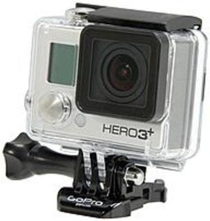 Gopro Hero3 Plus Chbdc-302 Action Camera Bundle - Black Edit