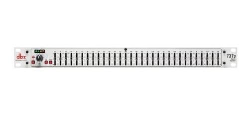 Dbx Dbx131sv Ecualizador Grafico De Una Sola Banda De 31 Ba