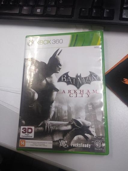 Batman Arkham City Xbox 360 Midia Fisica