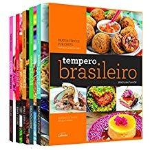 Tempero Brasileiro - Brazilian Flavor Dani Borges (coord