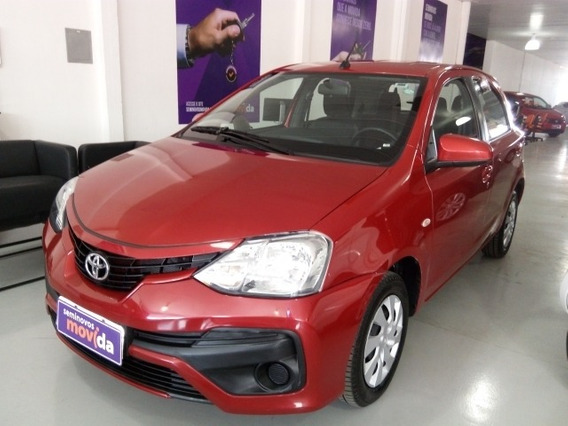 Etios 1.5 Xs 16v Flex 4p Manual 32493km