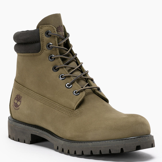 Bototo 6-inch Double Collar Verde Timberland