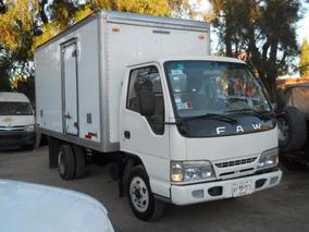 Camión Rabon Faw Gf 3600 Diesel, Caja Seca, Mod. 2010