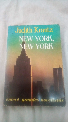 New York New York Judith Krantz