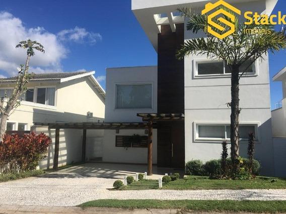 Casa A Venda Em Condomínio Em Jundiaí - Quintas Do Lago. - Ca01417