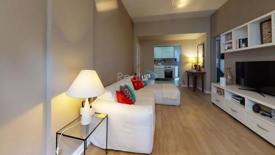 Apartamento Com 2 Quartos Para Comprar No Lagoa Em Rio De Janeiro/rj - 18169
