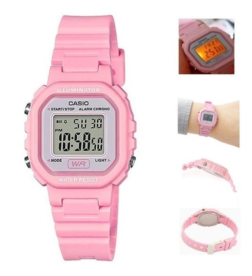 Reloj Casio Dama La-20wh-1b Envio Gratis