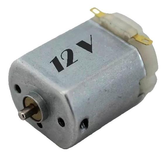 Motor Dc De 12v De 5300 Rpm