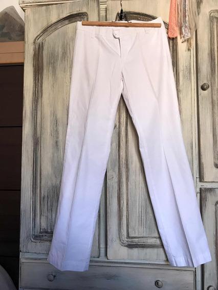 Pantalón Yagmur Blanco