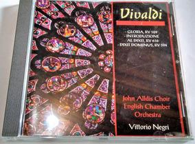2 Cd Musica Sacra Altaya Vivaldi Back Mozart Verdi Handel