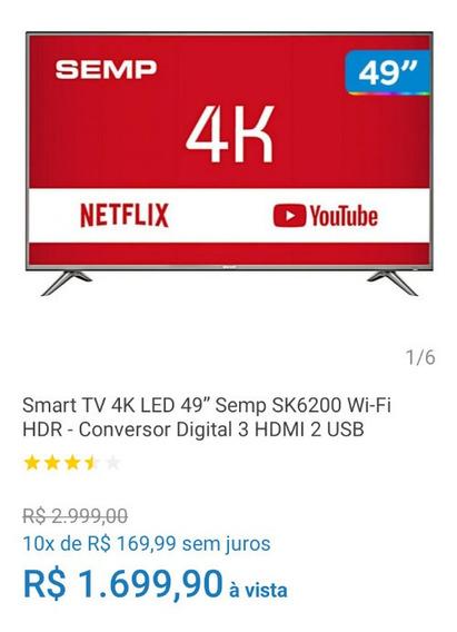Smartv Semp 49 4k
