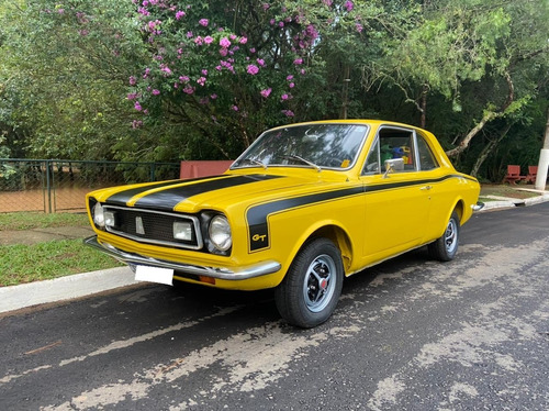 Ford Corcel I - 1974 - G T