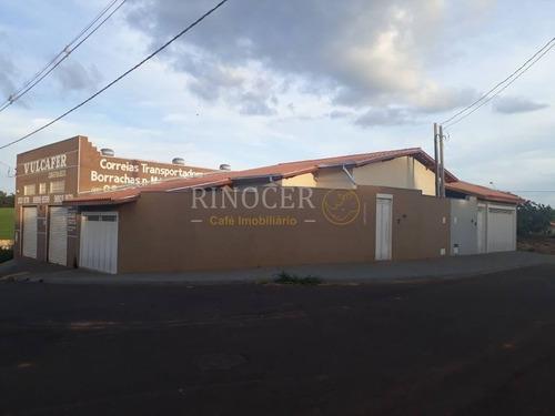 Imagem 1 de 11 de Casa Padrão Em Cristais Paulista - Sp - Ca0085_rncr