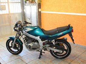 Suzuki Gs500-toda Revisada-excelente Gs500!!!-naked