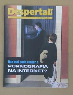 Revista Despertai - Junho De 2000 - Internet