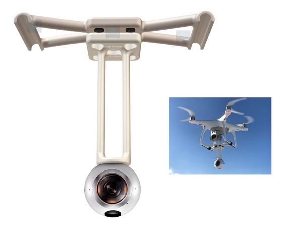 Suporte Para Dji Phantom 4 Pro Gimbal Câmera 360 Drone