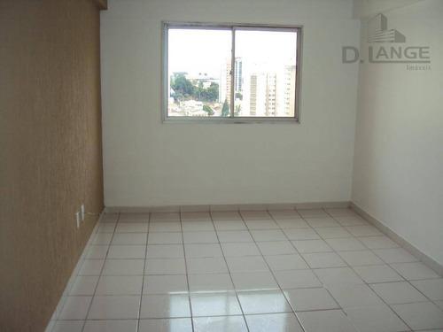 Imagem 1 de 14 de Apartamento Residencial À Venda, Centro, Campinas. - Ap15514