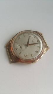 Reloj Delbana Enchapado En Oro Funciona **glamdvt**