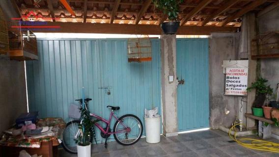 Casa Residencial À Venda, Jardim Imperial, Atibaia. - Ca3034