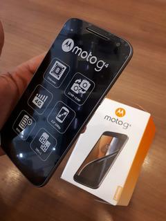 Moto G4 Dual Chip Android 6.0 16gb Tela 5.5