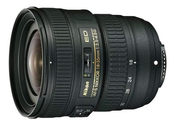 Lente Nikon Fx 18-35mm F/3.5-4.5g Ed Af-s Nikkor