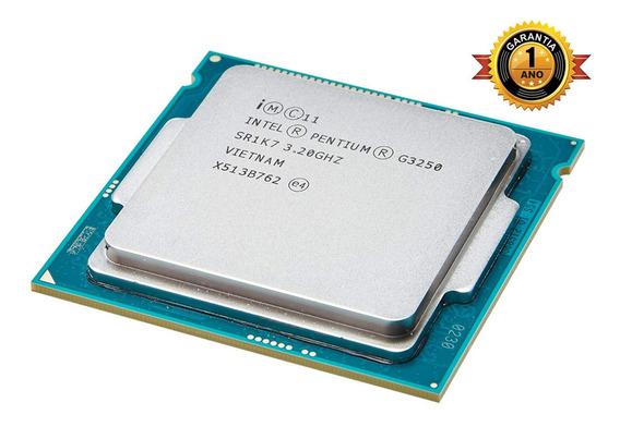Processador Intel Pentium G3250 3.2 1150 1 Ano De Garantia.