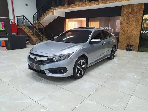 Imagem 1 de 15 de Honda Civic 1.5 16v Turbo Gasolina Touring 4p Cvt